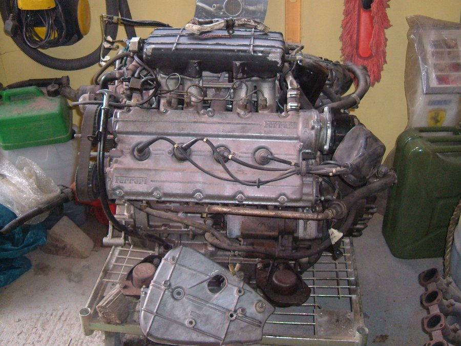 Ferrari Motor for Sale 1